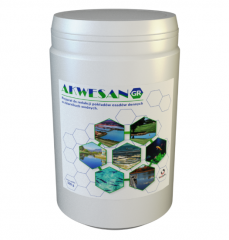 Granules for water purification Akwesan GR 500