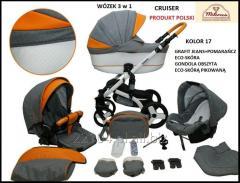 Wózek 3w1 CRUISER