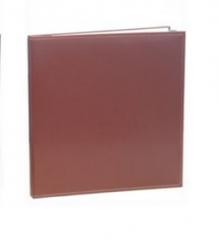 Fotoalbum samoprzylepny 31x30cm, okładka skóra