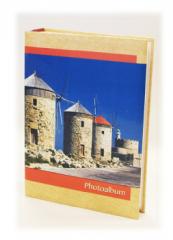 Photo album 10x15cm, PP pages, 200 photos.