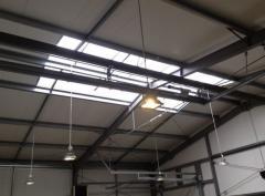 Świetlik dachowe przemysłowe i domowe