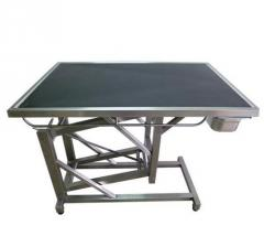 Tables, operating veterinary