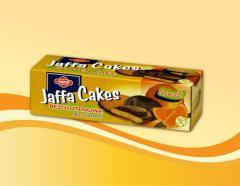 Jaffa Cakes Bezglutenowe 150g