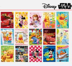 Paper bag Disney and Star Wars, glossy lamination,