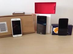Telefony ze zwrotów konsumenckich – Samsung, Iphone, LG HTC, etc
