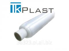 Folia pre-stretch TK Plast ręczna lub maszynowa 7-12 mikronów