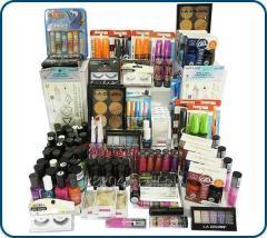 Stock kosmetyki - export  wschód
