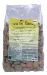 Cukierki bananowe dla koni 20kg, naturalna przekąska dla koni