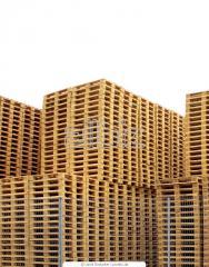 Palety drewniane na eksport, europalety na sprzedaż nowe