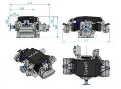 Aviation engines