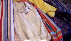 Sprzedaż hurtowa odzieży używanej sortowanej