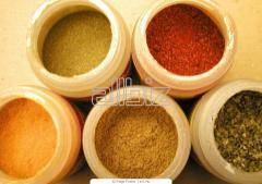 Oryginalne Indyjskie curry i wiele innych orientalnych przypraw.