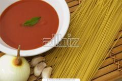 Sosy z różnych zakątków świata, sos fasolowy, chilli, sojowy, ziołowy, curry zielone i czerwone, Teriyaki, Konkatsu, Sushi, pesto, musztardowy i inne.