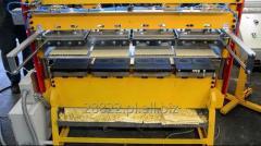 Automatyczna maszyna do wypieku wafli płaskich