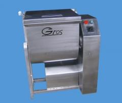 Meat forcemeat mixers for export