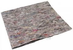 Ścierka do podłogi szara 60x70