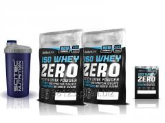 ISO Whey ZERO 2x500g = 1000g