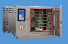 Steam convection ovens