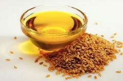 Olej lniany i makuch na eksport