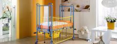 Maximo – przyjazne łóżeczko dziecięce
