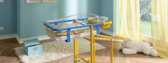 Idaro – bezpieczne łóżeczko szpitalne dla