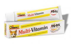 Des vitamines pour chats