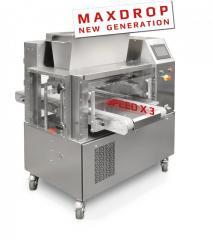 Maxdrop, efektywny automat do ciastek jednokolorowych