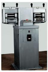 Walcarka dla jubilerskich zakładów produkcyjnych - WMK wyposażona w centralny układ smarowania
