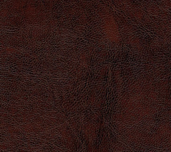 Imitation leather with an elegant sheen on