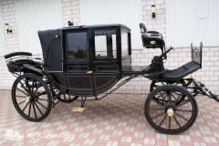 Animal-drawn vehicles