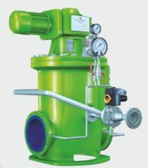 Automatyczny filtr przemysłowy do wody