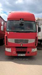 Renault Premium 2007 r. Moc 450 KM. Manualna, Klimatyzacja,  wielofunkcyjna kierownica. Euro