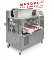 MAXDROP, machinates to develop weight ship's