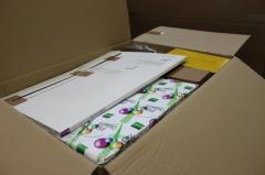 Papier do drukarek i akcesoria biurowe - palety mix
