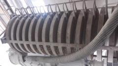 Dryers of bulk materials