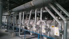 Dryers and drying installations industrial