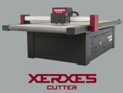 Creaser-slotter machines for corrugation cardboard
