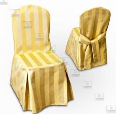Pokrowce bankietowe i weselne na krzesła