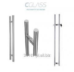 Pull handles for doors