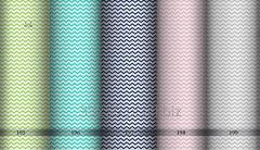 Tkaniny drobno drukowane- mini chevrioniki
