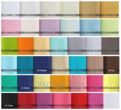 Tkaniny jednobarwne- RUBIN