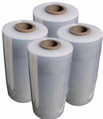 Folia stretch tylko polskich producentów maszynowa i folia stretch ręczna