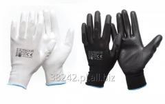 Rękawice ochronne powlekane poliuretanem