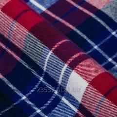 Tkanina koszulowa flanela 100 % Bawełna