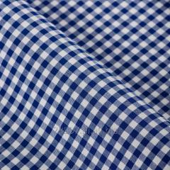 Tkanina koszulowa kolorowo tkana 100 % Cotton