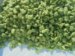 Papryka mrożona zielona kostka