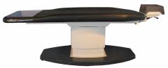Table d'ophtalmologie au LASIK AKRUS ES ECOLINE V sur une base en fer forgé