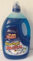 Gel do prania Pure fresh Universal 3l