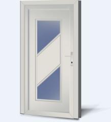 Wypełnienia drzwiowe PCV Basic Line 182