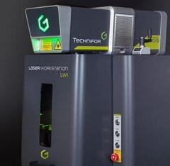 LW1 - Prosty, mocny laser do nanoszenia numerów seryjnych, tekstu, kodów, symboli, logo, itd.